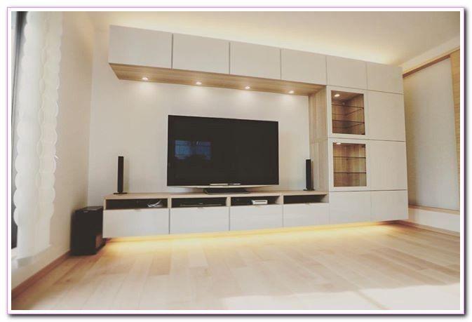 Living Room Tv Wall Ikea Design In 2020 Ikea Living Room