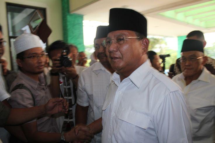 Indonesia Bersyukur Karena Bukan Prabowo Yang Jadi Presiden