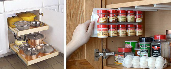умные шкафчики