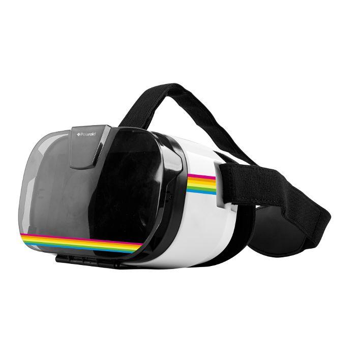 Apercu Image 4 Polaroid Pack drone Falcon avec casque VR Noir