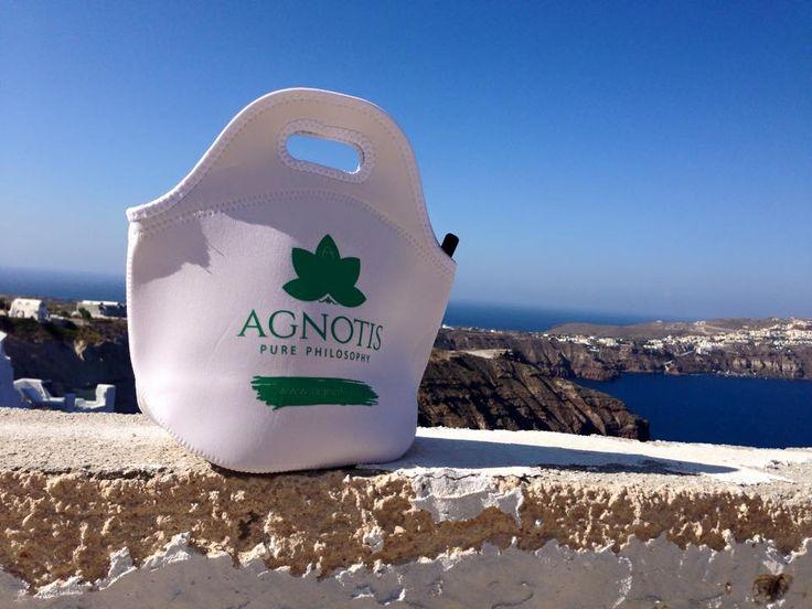 Isothermal Agnotis Bag, www.agnotis.eu