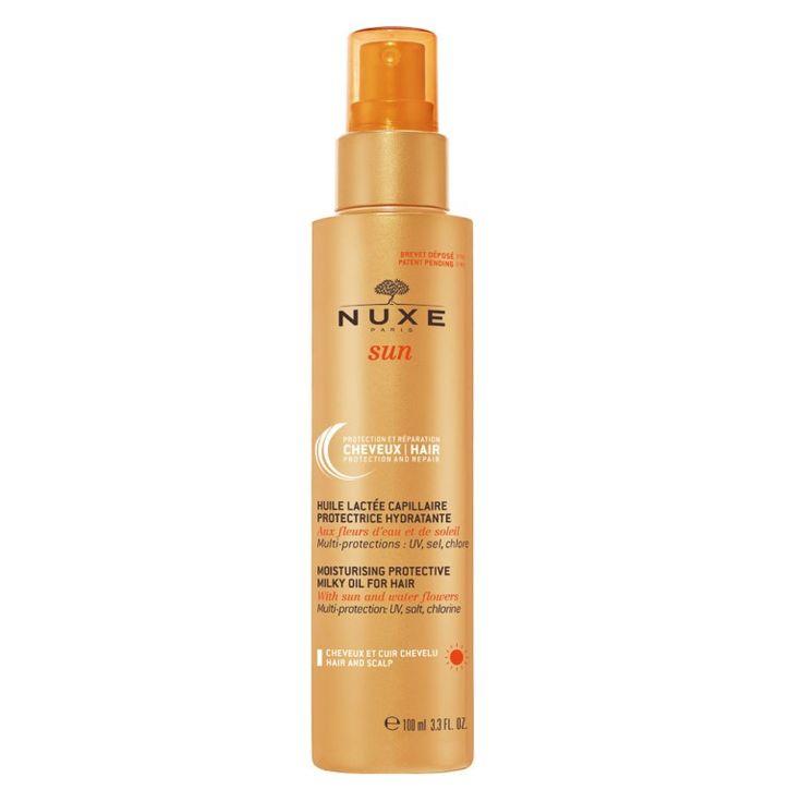 Leche protectora hidratante para el cabello, de Nuxe Sun