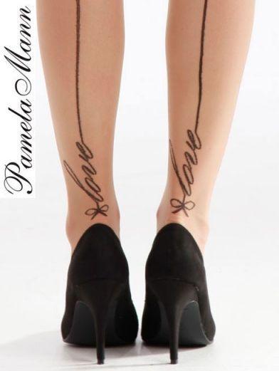 Tights: Fashion, Tattoo'S Idea, Tattoo'S Tights, Dresses, Pamela Mann, Seam Tights, Things, A Tattoo'S, Cute Tights