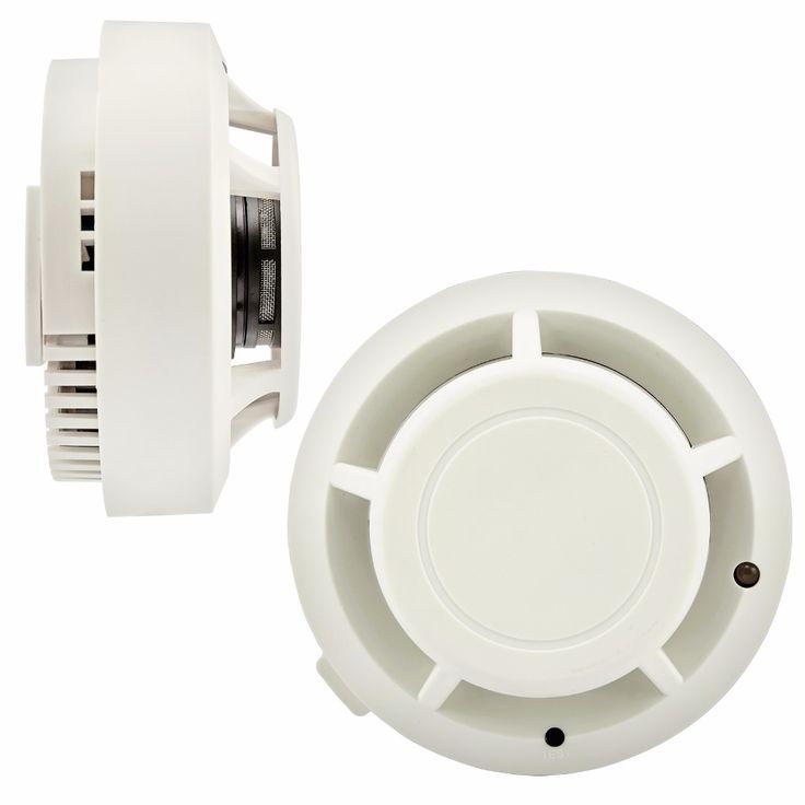 Baru Kedatangan! sensitivitas tinggi independen Detektor Asap Wireless Photoelectricity Untuk Rumah/Toko/Hotel/Pabrik, HKPAM