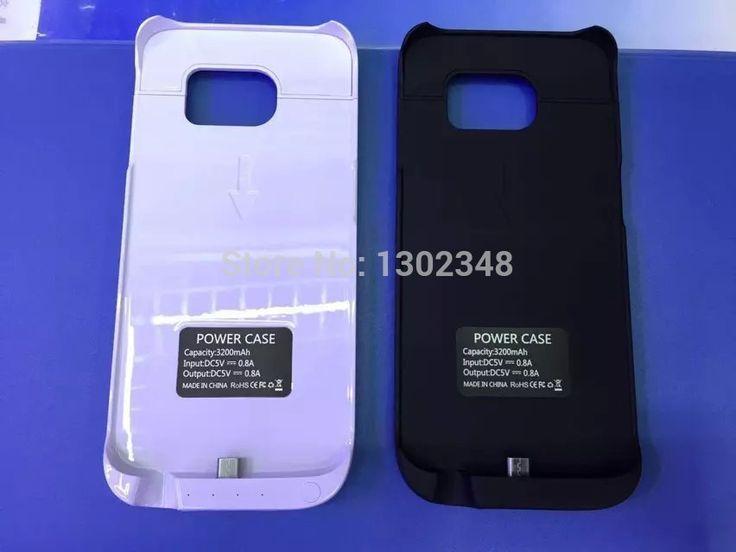Купить товарS6 край резервное копирование зарядное устройство чехол 3200 мАч аккумуляторная внешний стенд зарядное устройство чехол для Samsung Galaxy S6 край в категории Сумки и чехлы для телефоновна AliExpress.                     Спецификация:                           1.   Чип батареи: литий-полимерный аккумулятор 2