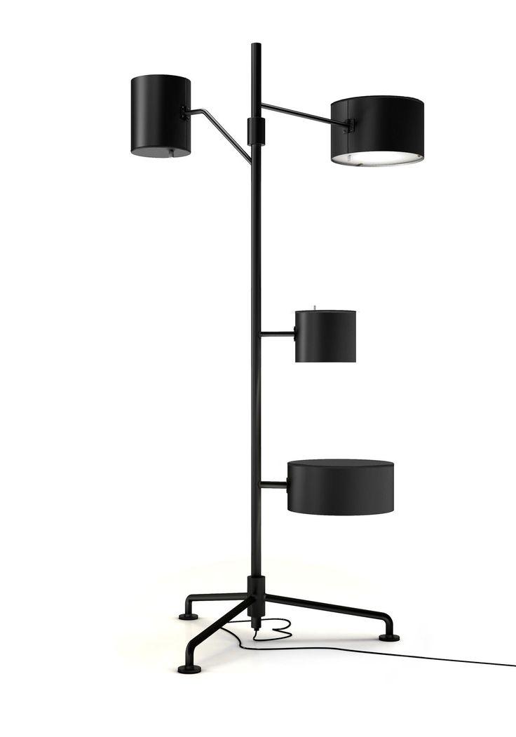 Statistocrat Floor Lamp   Atelier Van Lieshout For MOOOI