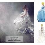 I grandi nomi della moda a Natale 2012 coniugano favole e beneficenza. In esposizione nello store londinese Harrods, le principesse Disney vestite con abiti di alta moda, disegnati da alcuni tra i più celebri stilisti internazionali.