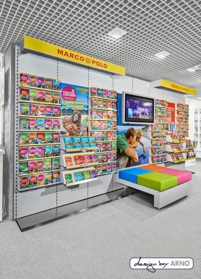 Marco Polo Mairdumont Shop in Shop by ARNO Group