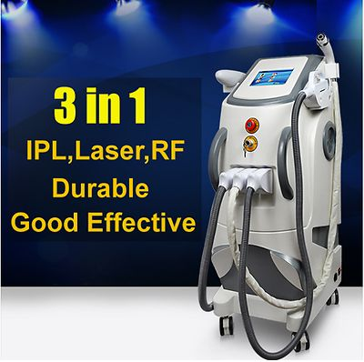 ND yag laser multi function facial lifting beauty ipl hair removal salon machine