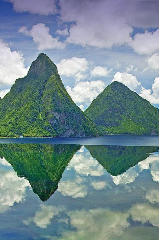 Castries, St. Lucia | The towering Piton Mountains create a striking backdrop to the small island of St. Lucia, but these iconic peaks do more than just frame this beautiful island. Tucked away in the dense forest are hidden trails and waterfalls yours to discover when you cruise with Royal Caribbean to Castries, St. Lucia