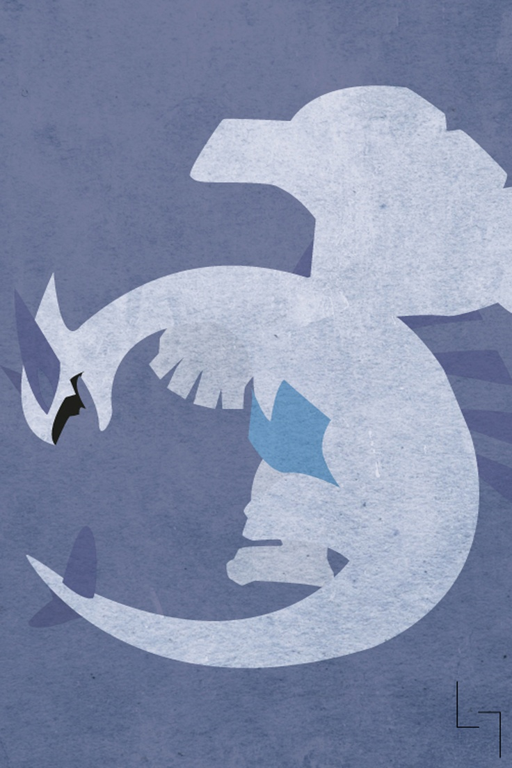 gallery for lugia iphone wallpaper