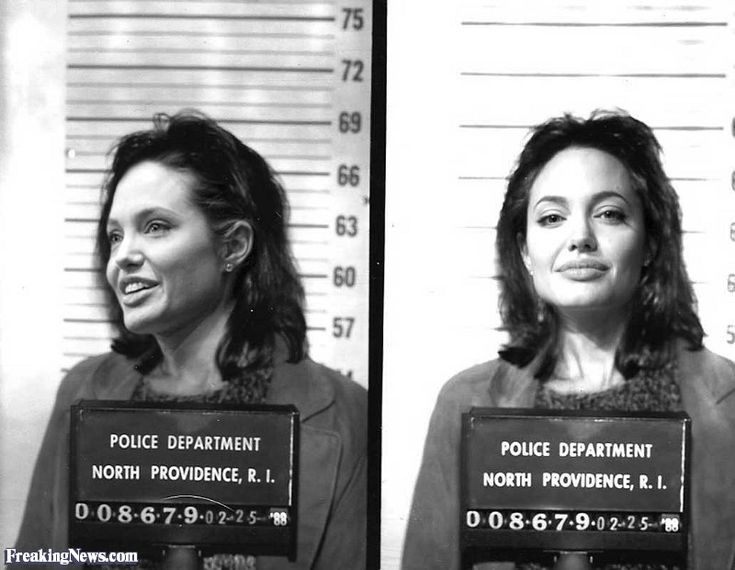 Celebrity Mugshots Pictures - Freaking News