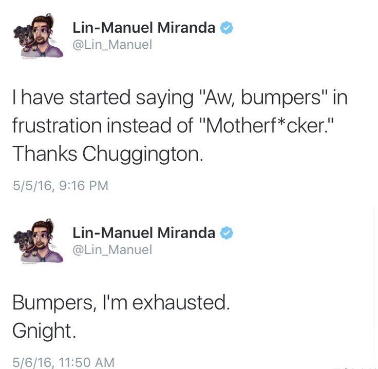 12 Lin-Manuel Miranda Tweets To Get You Through Finals