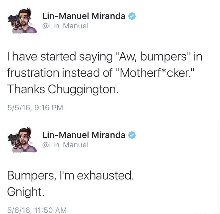 12 Lin-Manuel Miranda Tweets To Get You Through Finals