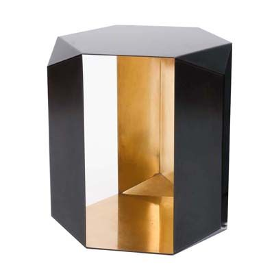 Furniture End & side tables Case goods ORIGAMI TABLE 60810-01 Donghia,Furniture,End & side tables,Case goods,Casegoods / Tables ,60810,60810-01,ORIGAMI TABLE