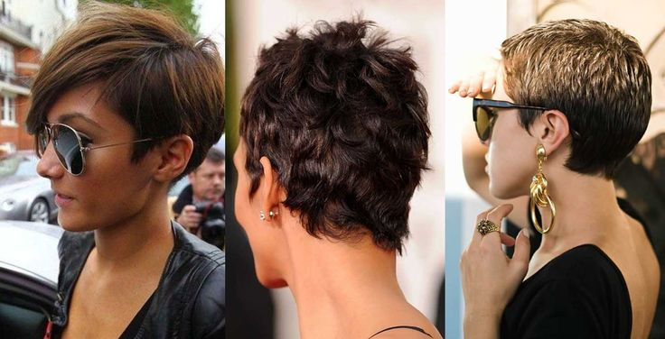 nice Pixie Cut for thin hair: 15 examples all for you! //  #examples #Hair #pixie #Thin