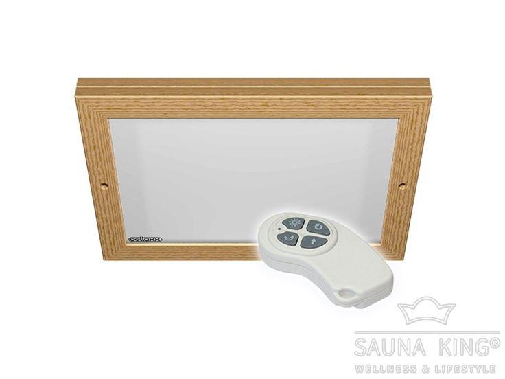 Sauna Farblichtgerät