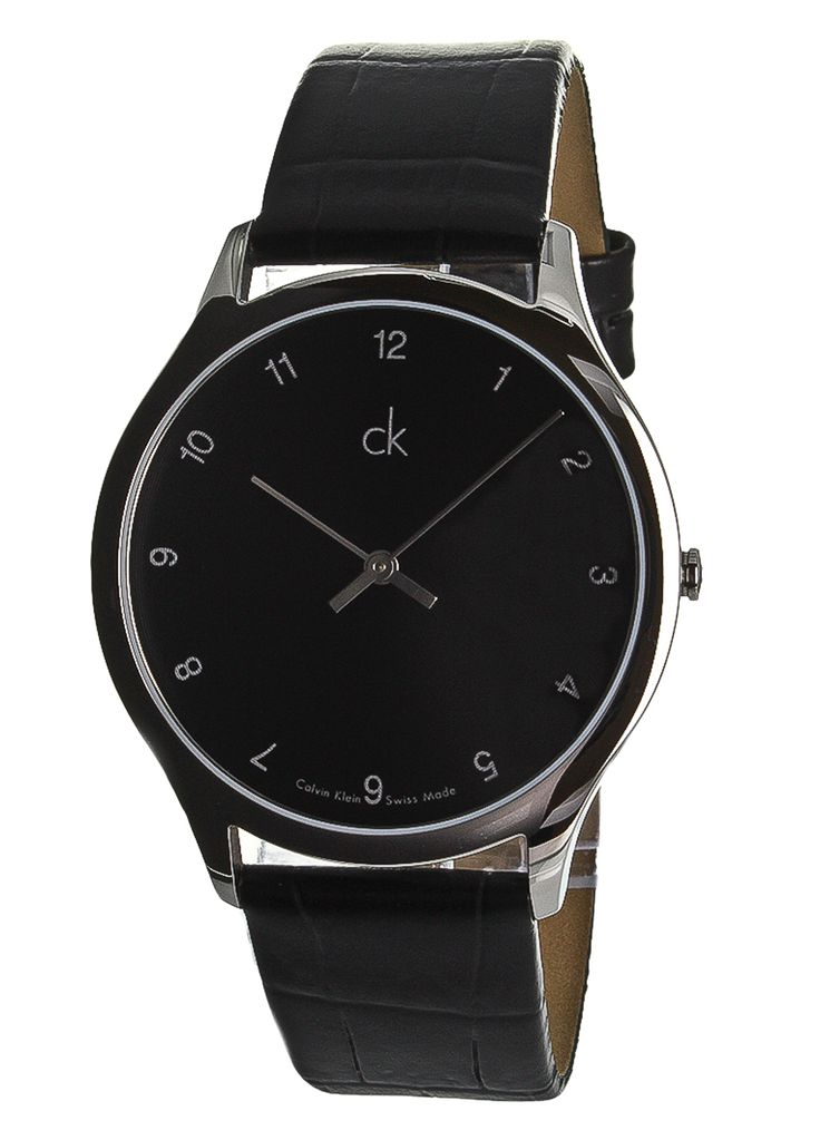 Calvin Klein Men's Classic Watch - $124 on brandsExclusive now!