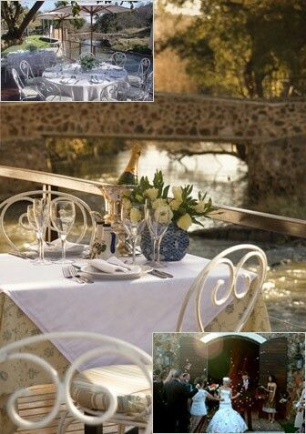 Found our wedding venue - River Place. Gauteng