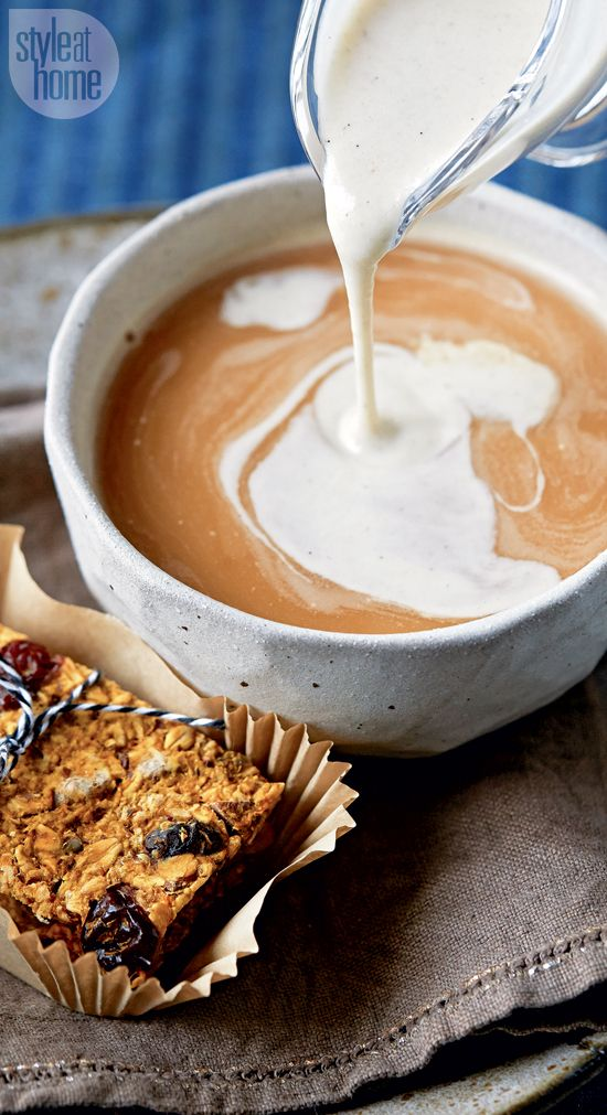London fogs are the perfect comforting, warm drink for blustery winter days.