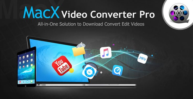 MacX Video Converter Pro is a comprehensive video converter software for Mac and supports a myriad of codecs.