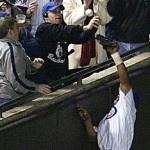 Steve Bartman, Chicago Cubs Fan