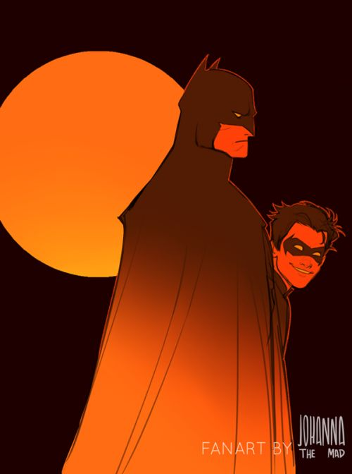 Batman & Robin.