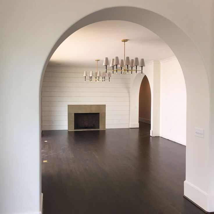 Nearing completion- new Hedgewood home