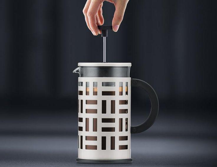 """Passend zum Tisch: Kaffeebereiter """"Eileen"""" von Bodum - Bild 10 - [SCHÖNER WOHNEN]"""