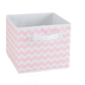 Small Purple Storage Bins