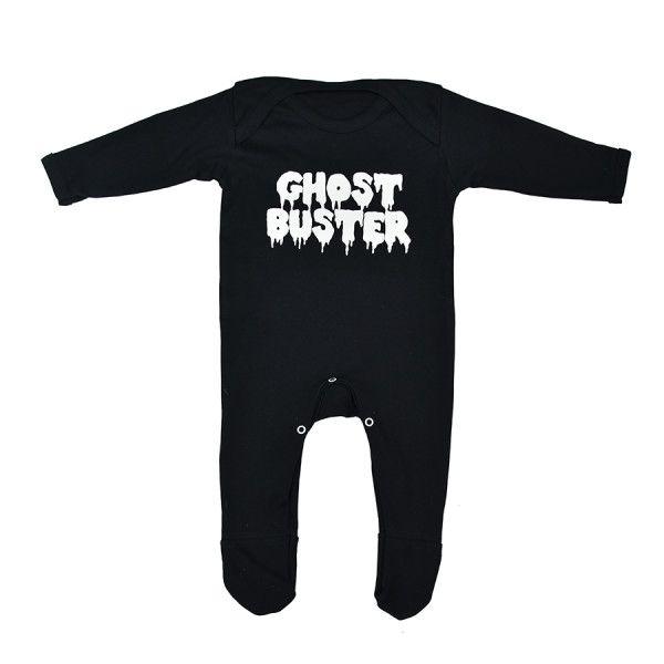 Ghost Buster Halloween Baby Romper Sleepsuit
