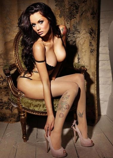 Jessica Jane Clement Nacktfotos