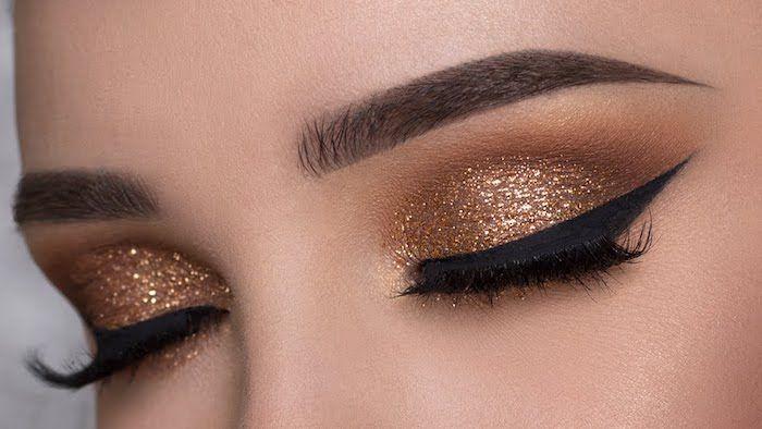 ▷ 1001 + Ideen und Inspirationen, wie Sie Ihre Augen schminken – Daniell Weber