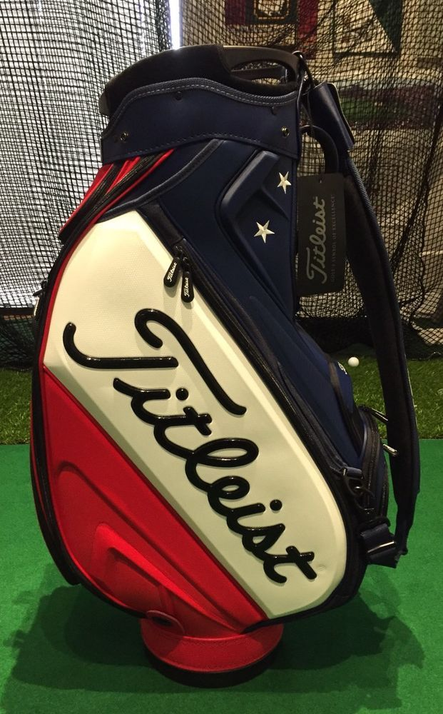 New With Tags • Folds Of Honor Titleist Golf Bag • #658 Of #1025  | eBay