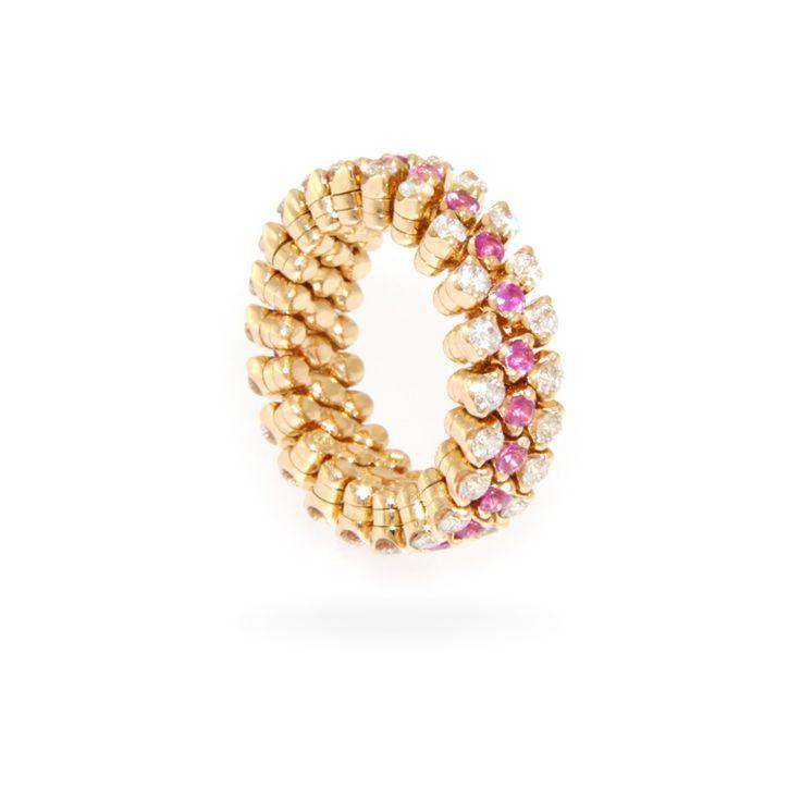 Brevetto Multisize Ring | Serafino Consoli