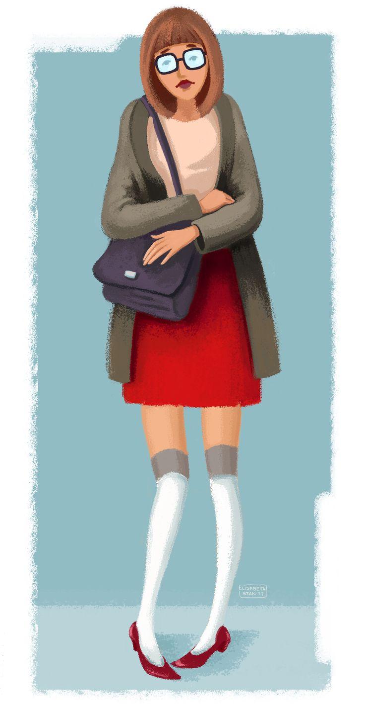 The Humble - 08.2017 Illustration by Elisabeta Stan