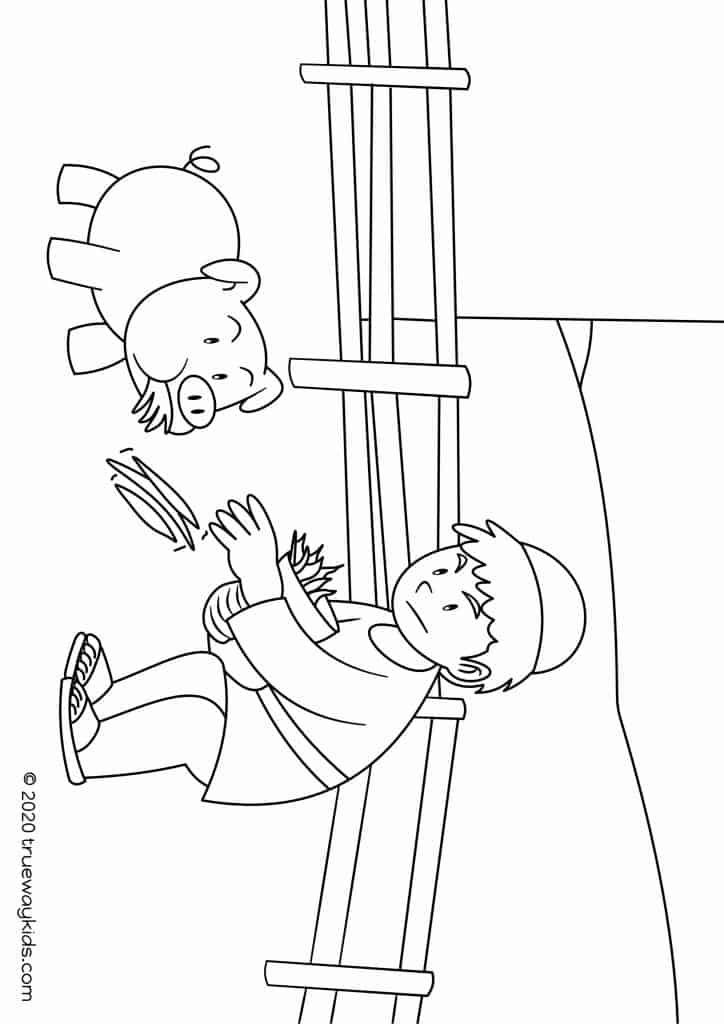 Prodigal Son Coloring Pages - Best Coloring Pages For Kids   1024x724