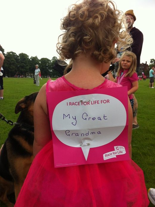 Race for Life 2013
