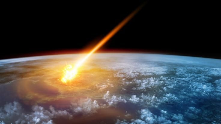 Ein Asteroid könnte der Menschheit schon bald gefährlich werden. – Anjuschka Prenzel