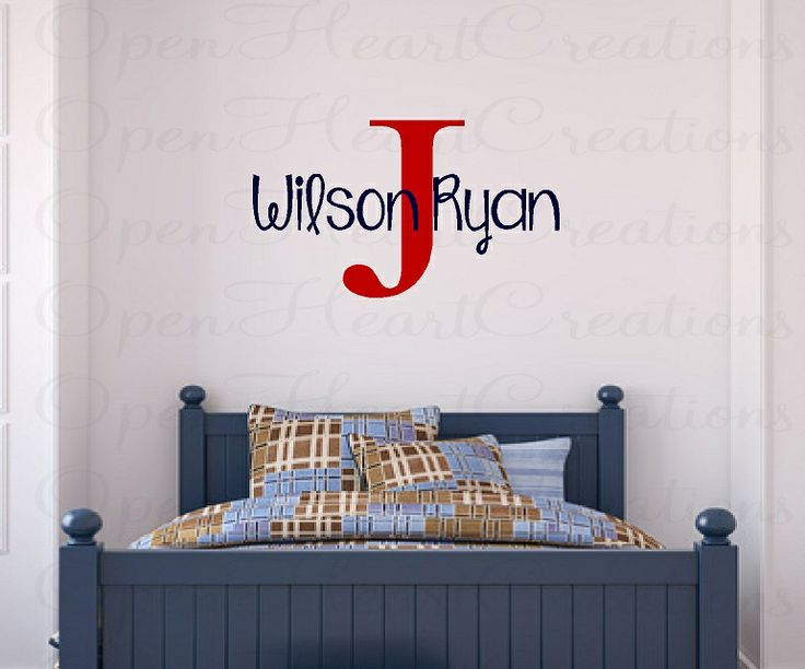 Best 20 Name wall stickers ideas on Pinterest Wall letter