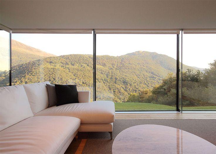 Montebar Villa, Switzerland, JM architecture, Jacopo Mascheroni