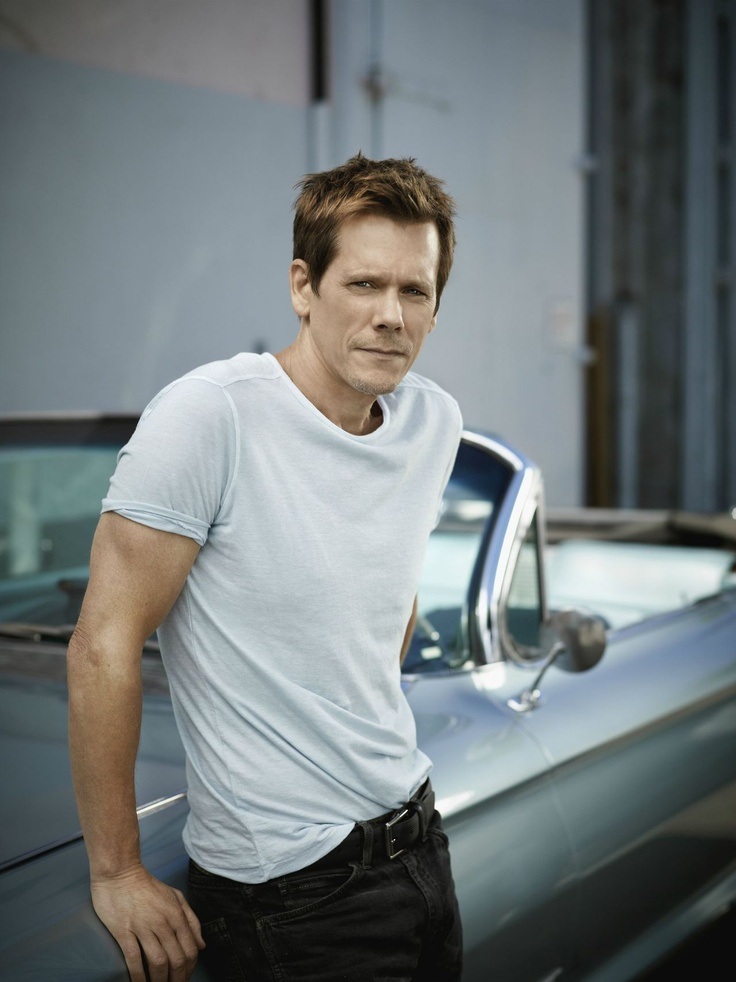 Kevin Bacon- I am pretty sure he is immortal.  He never seems to age.