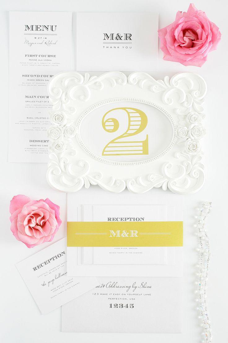 39 best Wedding invites images on Pinterest   Invites, Invitations ...
