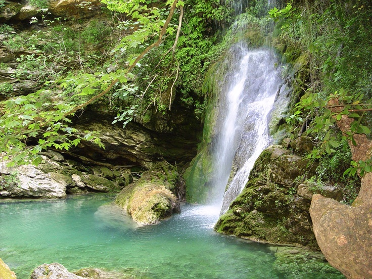 Amazing Waterfalls, #Fonissa, Kythera