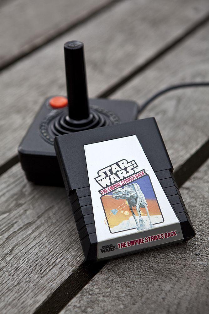 Atari 2600 - Star Wars: the Empire Strikes Back