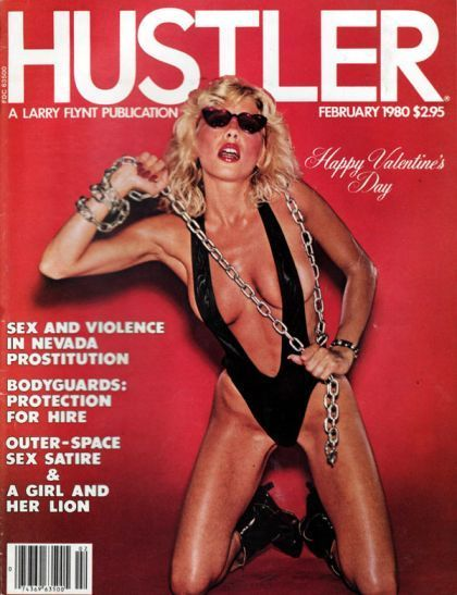 1980s adult hustler mag pinup gypsy