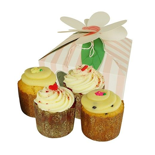 Mother's Day Dupcakes - Auckland Delivery Only - Bestow Gifts NZ