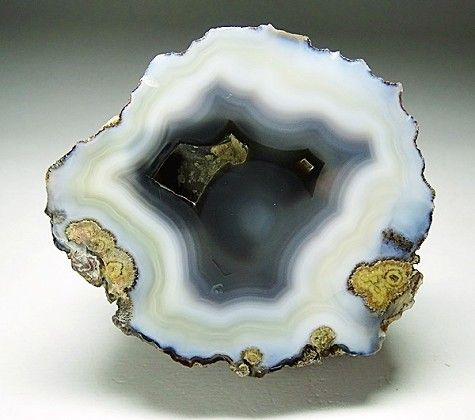 Wiley Wells agate from west of Blythe in California