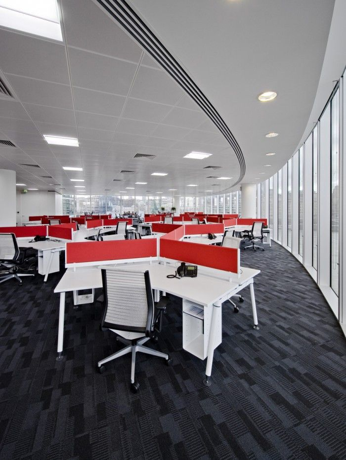 Inside the London Offices of Hitachi Consulting