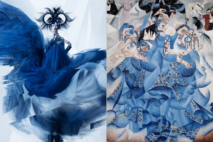 """Match #190 Tao Okamoto in """"Hybrid Glamour"""" photographed by Tim Richardson for models.com 